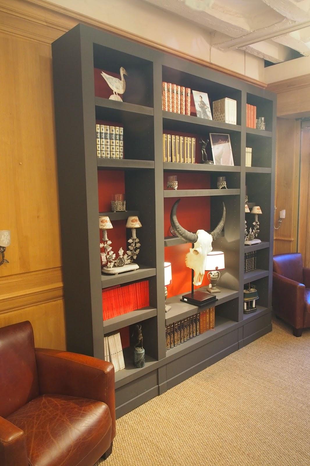 Biblioth que for Meuble pour ranger les livres