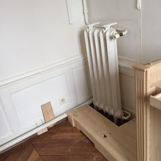 radiateur a cacher