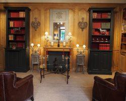 Exemple de bibliothèques traditionnelles