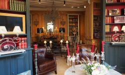 Intérieur du magasin Philippe Leclercq