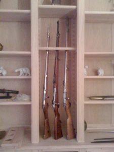 Porte fusils