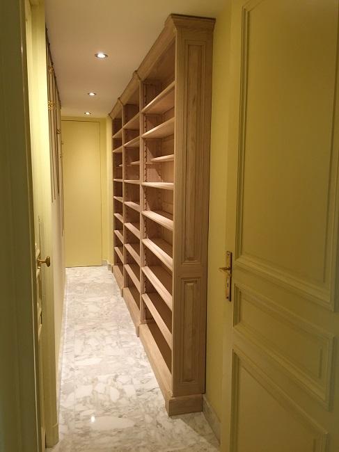 comment agencer le couloir d une maison ou d un appartement. Black Bedroom Furniture Sets. Home Design Ideas